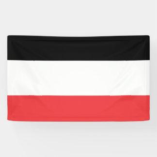 Bandera de Volta superior Lona