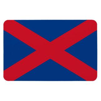 Bandera de Voortrekker Iman De Vinilo