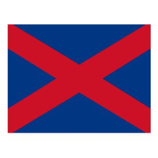 Bandera de Voortrekker Tarjetas Postales