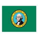 Bandera de Washington Postal