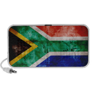 Bandera de Weatherd Suráfrica iPhone Altavoces