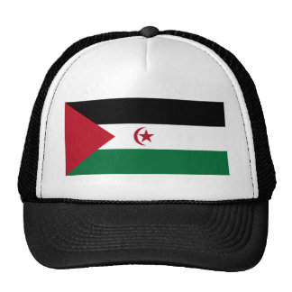 Bandera de Western Sahara Gorra