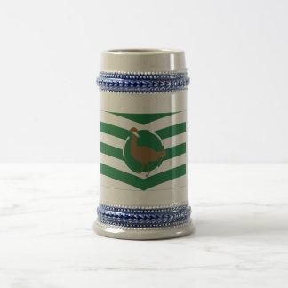 Bandera de Wiltshire Jarra De Cerveza