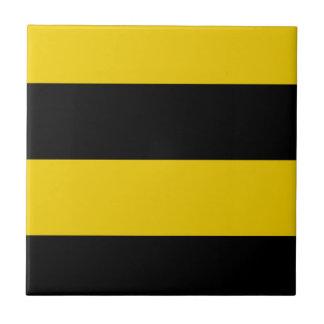 Bandera de Workum Azulejo Cuadrado Pequeño