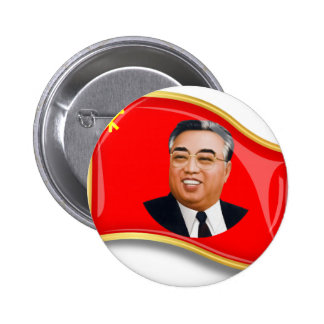 Bandera de WPK Pin Redondo De 2 Pulgadas