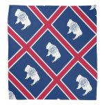 Bandera de Wyoming Bandana