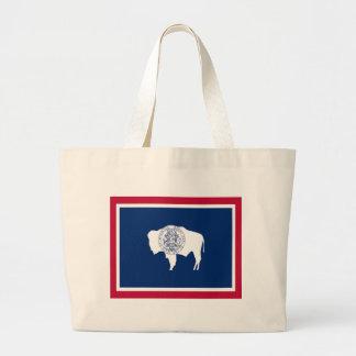 Bandera de Wyoming Bolsa