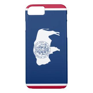 Bandera de Wyoming Funda iPhone 7