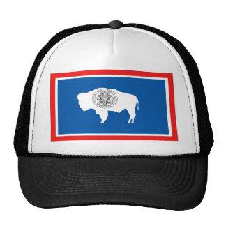 Bandera de Wyoming Gorros