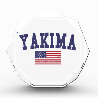 Bandera de Yakima los E.E.U.U.