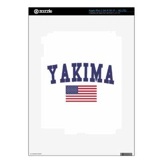 Bandera de Yakima los E.E.U.U. iPad 3 Skins