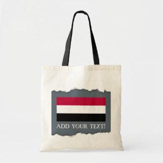 Bandera de Yemen Bolsa Tela Barata
