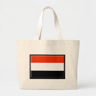 Bandera de Yemen Bolsa De Mano