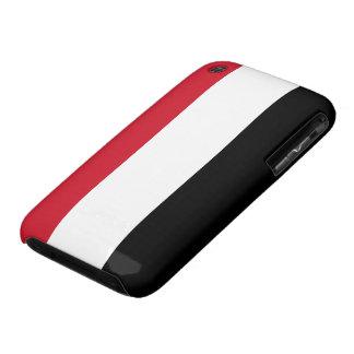 Bandera de Yemen iPhone 3 Case-Mate Carcasas