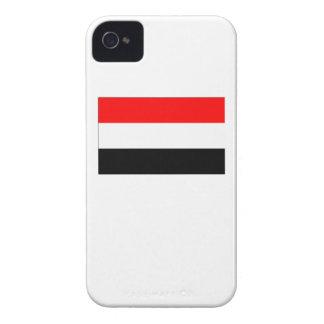Bandera de Yemen iPhone 4 Case-Mate Protector