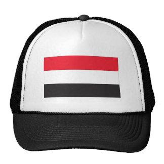 Bandera de Yemen Gorra