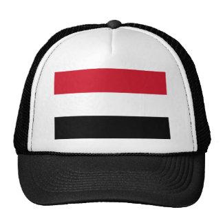 Bandera de Yemen Gorro