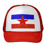 Bandera de Yugoslavia Gorro De Camionero