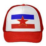 Bandera de Yugoslavia Gorros