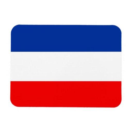 Bandera de Yugoslavia Imán