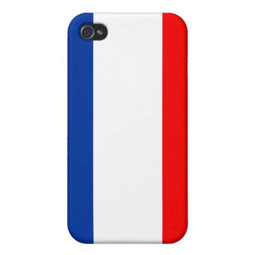 Bandera de Yugoslavia iPhone 4/4S Fundas