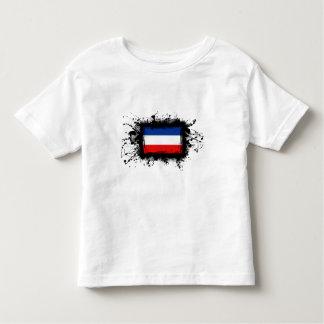 Bandera de Yugoslavia Poleras