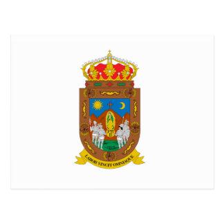 Bandera de Zacatecas Postal