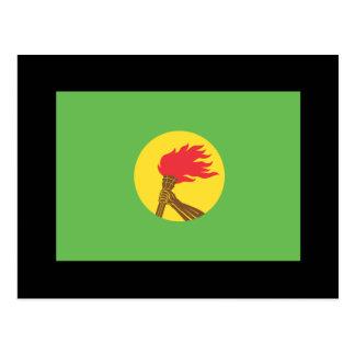 Bandera de Zaire Postal
