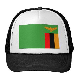 Bandera de Zambia Gorro