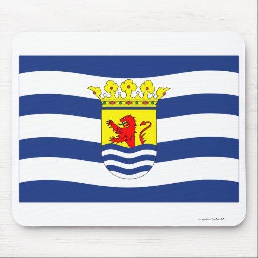 Bandera de Zelanda Mouse Pads