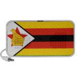 Bandera de Zimbabwe Altavoces De Viajar