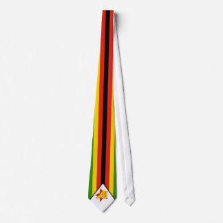 Bandera de Zimbabwe Corbata