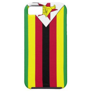 Bandera de Zimbabwe iPhone 5 Coberturas