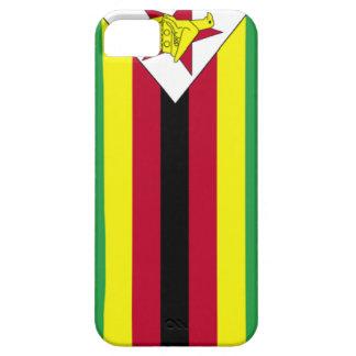 Bandera de Zimbabwe iPhone 5 Case-Mate Carcasa