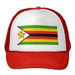 Bandera de Zimbabwe Gorro De Camionero