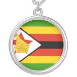 Bandera de Zimbabwe Pendientes