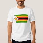 Bandera de Zimbabwe Playeras
