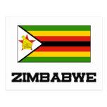 Bandera de Zimbabwe Postal