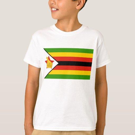 Bandera de Zimbabwe Remeras
