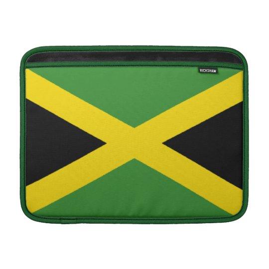 "Bandera del aire 13"" de Jamaica MacBook manga Fundas MacBook"