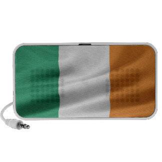 Bandera del altavoz del Doodle de Irlanda OrigAudi