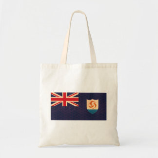 Bandera del Anguillan del modelo del vintage Bolsa De Mano