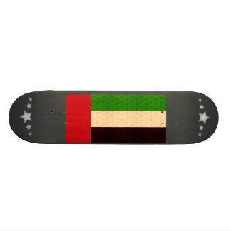 Bandera del árabe del modelo del vintage patinetas personalizadas