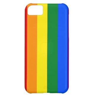Bandera del arco iris de LGBT