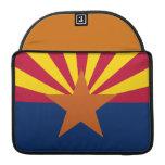 Bandera del Arizonan Funda Macbook Pro