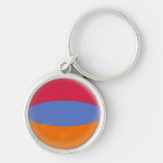 Bandera del armenio de Armenia del llavero