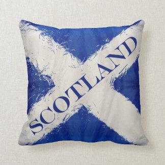 Bandera del arte de Escocia Cojín
