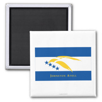 Bandera del atolón de Johnston Iman