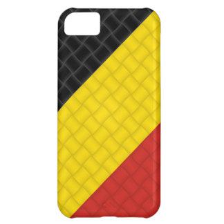 Bandera del belga de Bélgica Funda Para iPhone 5C