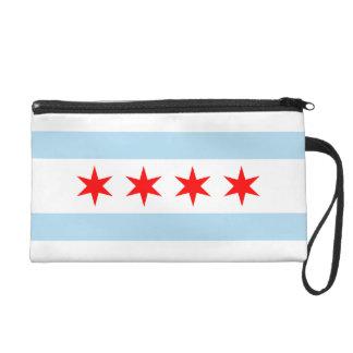 Bandera del bolso de Chicago Bagettes